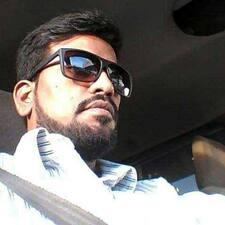 Användarprofil för Sathish Kumar