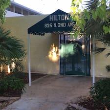 Hilton on supermajoittaja.