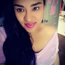 Profil utilisateur de Cindy Gisela