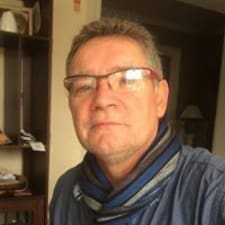 Perfil do utilizador de Gérard