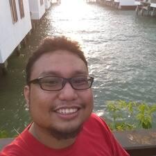 Profil utilisateur de Muhammad Haziq