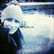 Profilo utente di Lia