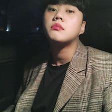 Profil utilisateur de Junghyuk