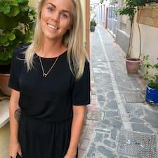 Profil Pengguna Julie