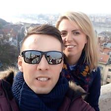 Luciano & Nataša Brugerprofil