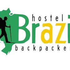 Perfil do usuário de Brazil Backpackers