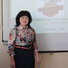Галина felhasználói profilja