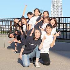 Fumi,Yu,Tatsuya,Yukiko,Kazu,Mamiko