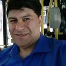 Diego Javier felhasználói profilja