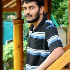 Profilo utente di Vengatakrishnan
