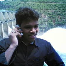 Venkata Sandeep felhasználói profilja
