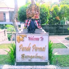 Pande Permai User Profile