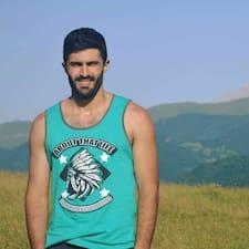 Profil utilisateur de Javid