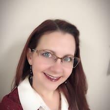 Profil utilisateur de Elizabeth