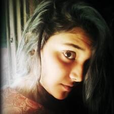 Profil utilisateur de Jahnvi