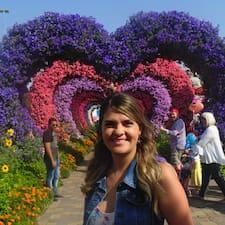 Gebruikersprofiel Ana Milena