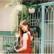 Giang felhasználói profilja