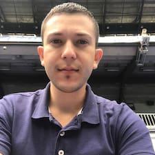 Profilo utente di Josué