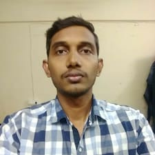 Aravind User Profile