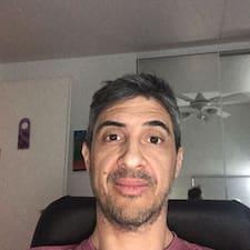 Fabricio felhasználói profilja