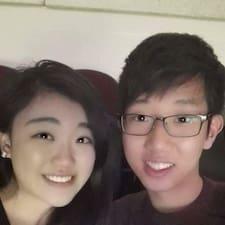 Joonhyuk felhasználói profilja