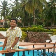 Ashok Anand - Uživatelský profil