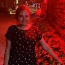 Profil utilisateur de Bindu