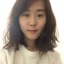 Gebruikersprofiel Eunji