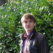 Sacha - Uživatelský profil