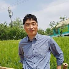 Perfil do utilizador de 정훈