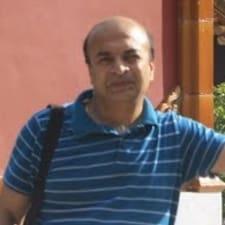 Dhriti User Profile