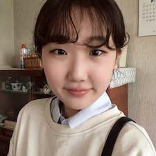 Perfil de usuario de Namhee