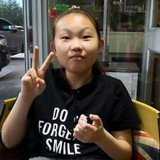 Profil utilisateur de 蓝天