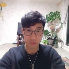 Gebruikersprofiel Hwang