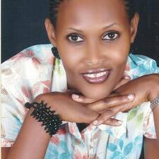 Nutzerprofil von Asiimwe