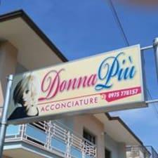 DonnaPiù - Uživatelský profil