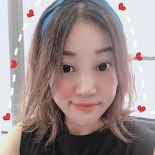 熔 - Uživatelský profil