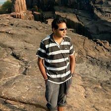 Användarprofil för Giridhar