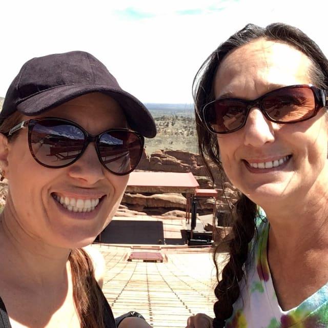 Kimberly & Tonya User Profile