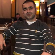 Profil korisnika Vusal