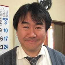 Perfil de usuario de Hidekazu