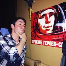 Το προφίλ του/της Yevgeniy
