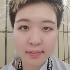 Hyojoeng felhasználói profilja