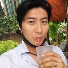 Användarprofil för Kwon