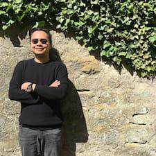 Christanto felhasználói profilja