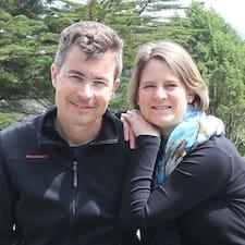 Profil Pengguna Britta & Michael
