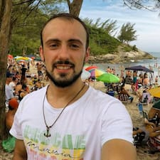 João Henrique felhasználói profilja