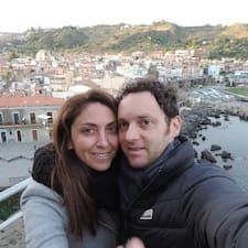 Profil utilisateur de Silvia&Federico