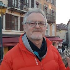 Jean-Yves Kullanıcı Profili