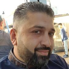 Profil Pengguna Kashif